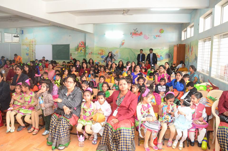 Inter School kids Competion